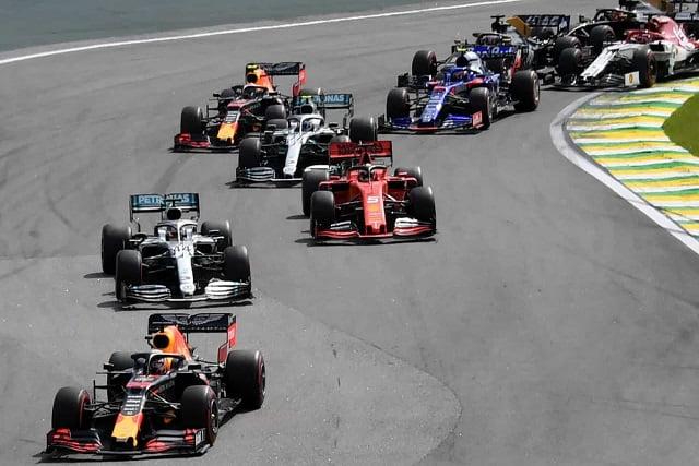 Fórmula 1 divulga programação de 2021 e confirma volta de largadas em hora cheia