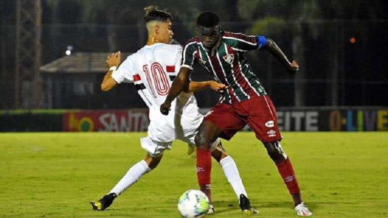 Fluminense e São Paulo decidem final da Copa do Brasil Sub-17; saiba horário e onde ver