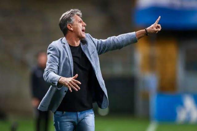 Renato Gaúcho ataca Inter e Galhardo após derrota para o Fla