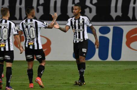 Atlético-MG vence o Palmeiras e termina em 3º no Brasileiro