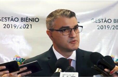 MP repudia matéria e reafirma legalidade de pagamento de carta de crédito