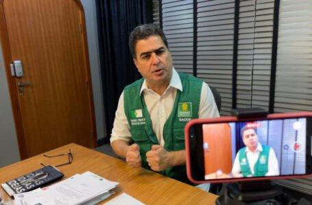 Pinheiro encaminha Projeto de Lei para endurecer a fiscalização e aguarda Justiça para definir toque de recolher