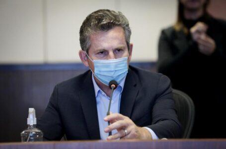 Governador pede guerra à aglomeração com a desaprovação da ALMT aos feridos antecipados