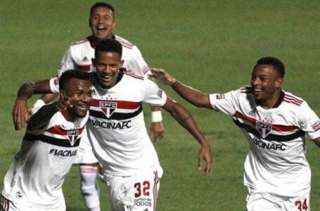 Sem perder, Crespo pede ao São Paulo para manter pés no chão