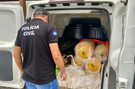 Ipem MT e Polícia Civil apreendem mercadorias e suspendem atividades de empresa clandestina