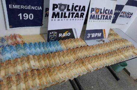Polícia Civil prende autor de furto de R$ 1,6 mil de dentro de bolsa de cliente em supermercado atacadista