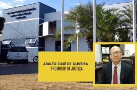 Promotor de Justiça encerra carreira com relevantes serviços prestados