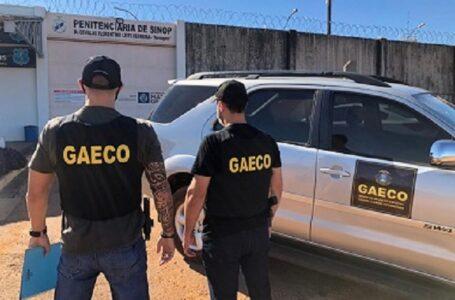 GAECO: Operação Conexão Alvorada contra o trafico prende carreteiro em Sorriso-MT