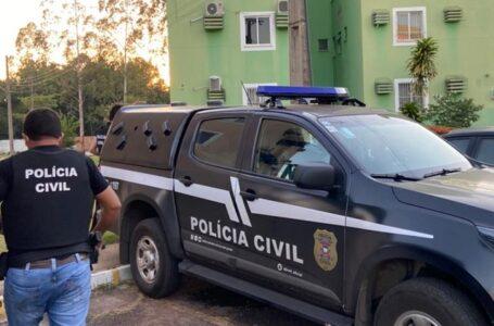 Polícia Civil cumpre ordens judiciais contra servidores da área de saúde bucal do município de Cuiabá