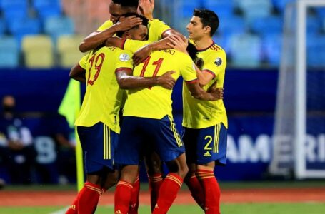 Copa América: Peru vence Colômbia e mantém Brasil na ponta do Grupo B