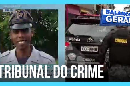 Tribunal do crime manda executar policial