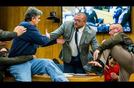 Tudo no julgamento nos tribunais
