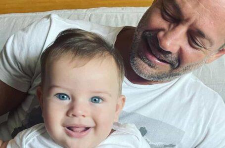 Filho caçula de Malvino Salvador é internado no CTI de hospital
