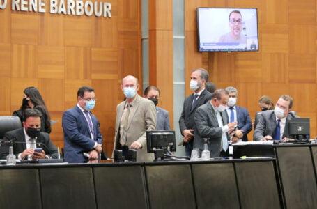 ALMT: Mesa Diretora define calendário do PLOA de 2022