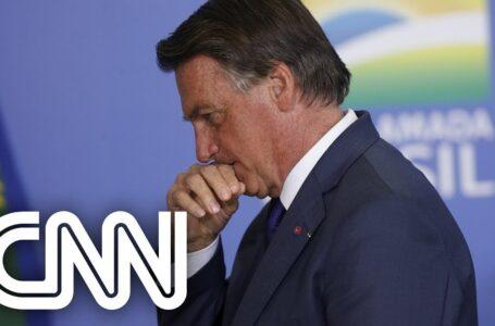Bolsonaro pede soluções a ministros em reunião hoje 09/2021
