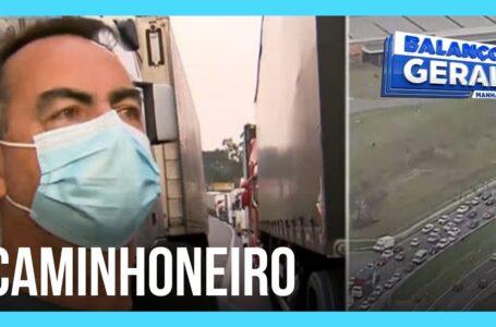 Caminhoneiros começam a desbloquear rodovias depois do discurso de Bolsonaro feito por Temer