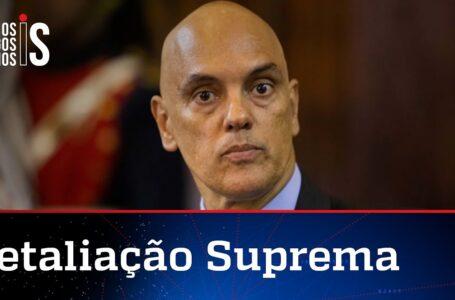 Ministro Alexandre de Moraes pauta ações sobre decreto armas