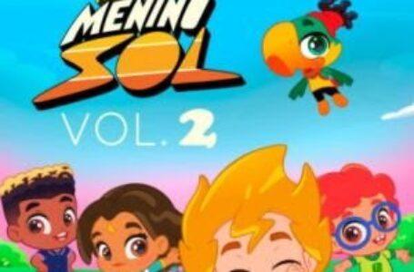 Com música em homenagem a Chorão, Vitor Kley lança Turma do Menino Sol – Volume 2
