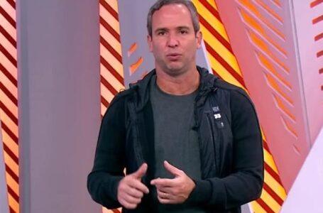 """Caio Ribeiro explica decisão de esconder doença dos filhos: """"Somos grudados"""""""