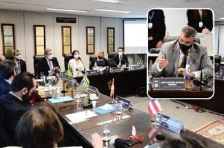 CÂMARA FEDERAL: Procuradores-gerais apresentam à Câmara proposta sobre PEC 5