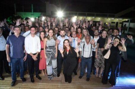 OAB-VG :  Araújo recebe apoio de 400 advogados em lançamento de candidatura
