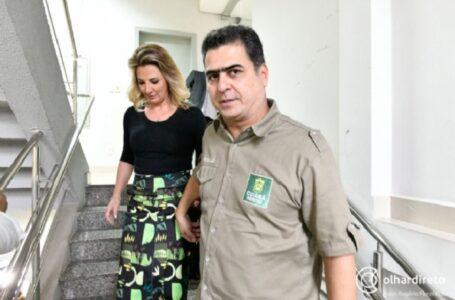 Prefeito de Cuiabá Emanuel Pinheiro (MDB) e esposa são afastados do cargo e chefe do gabinete preso