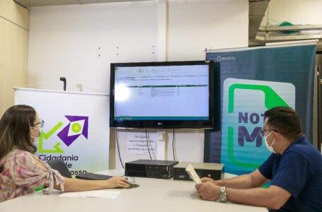 Programa Nota MT premia mais 1.005 consumidores